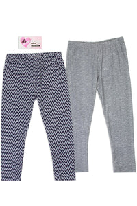 Twin Pack Girls 2-4t leggings