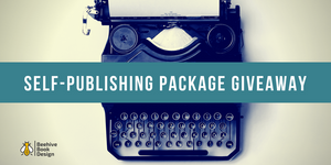 self-publishing package giveaway