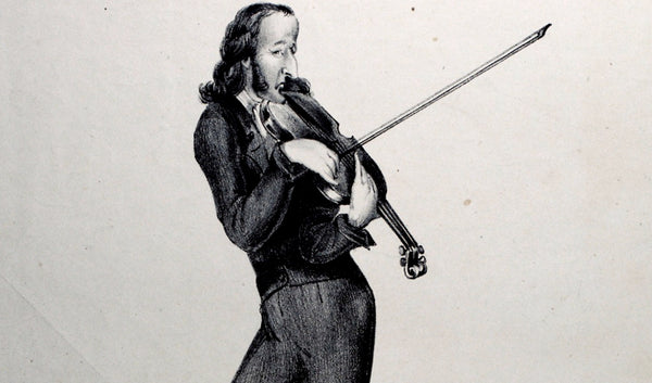 PAGANINI'S DAEMON | A most enduring legend