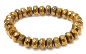 Golden Sunset: Go for the Gold Bracelets Bracelets