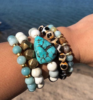 JUJU Stack: Bold Fresh and Strong Bracelets Bracelets