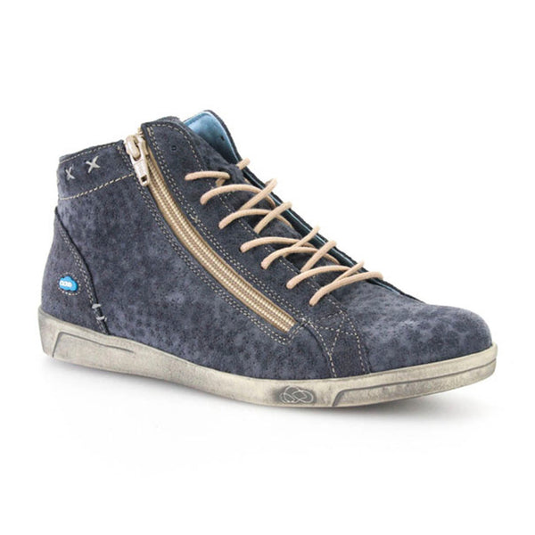 Aika Boot in Star Perf Blue by Cloud Footwear