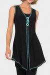 Sleeveless Tunic Dress 192061 by Joseph Ribkoff