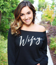 OFF THE SHOULDER WIFEY TOP
