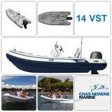 AB Inflatables Oceanus 14 VST 14ft RIB Packages - Please Select a Package