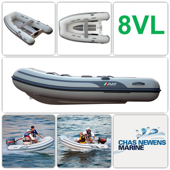 AB Inflatables Ventus 8 VL 8ft RIB Packages - Please Select a Package