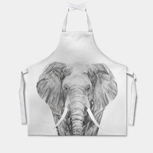 """Ernest"" The Elephant Apron - Andy Thomas Artworks"