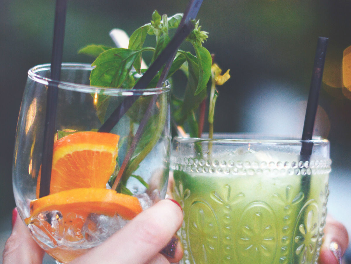 Cheers to Spring! Mixology with Fresh Herbs