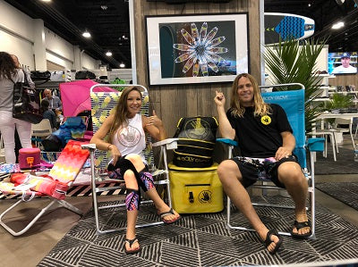 Outdoor Retailer Photo Essay from Body Glove & Surf9 Ambassadors MicBergsma