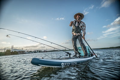 Body Glove Mariner named Best inflatable SUP by Coastal Angler Magazine