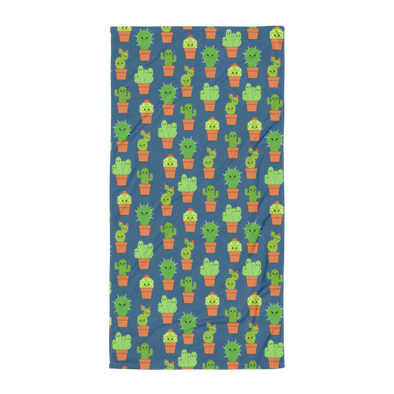 Beach Towel Prickly Boys
