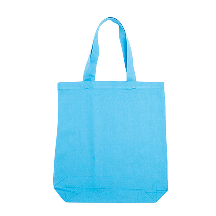 Cotton Tote Bag with Gusset