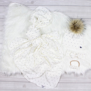 Crosses Swaddle Set