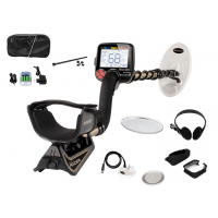 Makro Gold Racer Metal Detector Pro Package