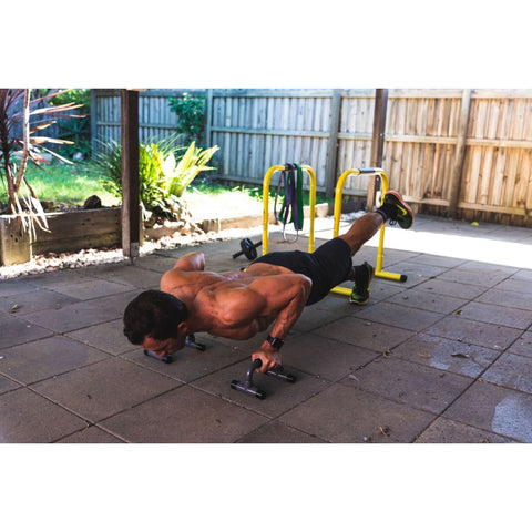 push up bars- Get Ripped Tools