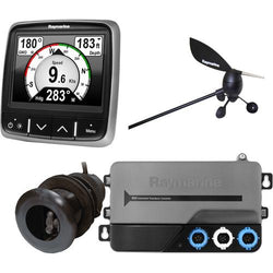 Raymarine i70s System Pack Wind Depth Speed