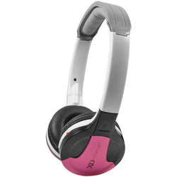Xo Vision Ir Wireless Foldable Headphones (pink) (pack of 1 Ea)