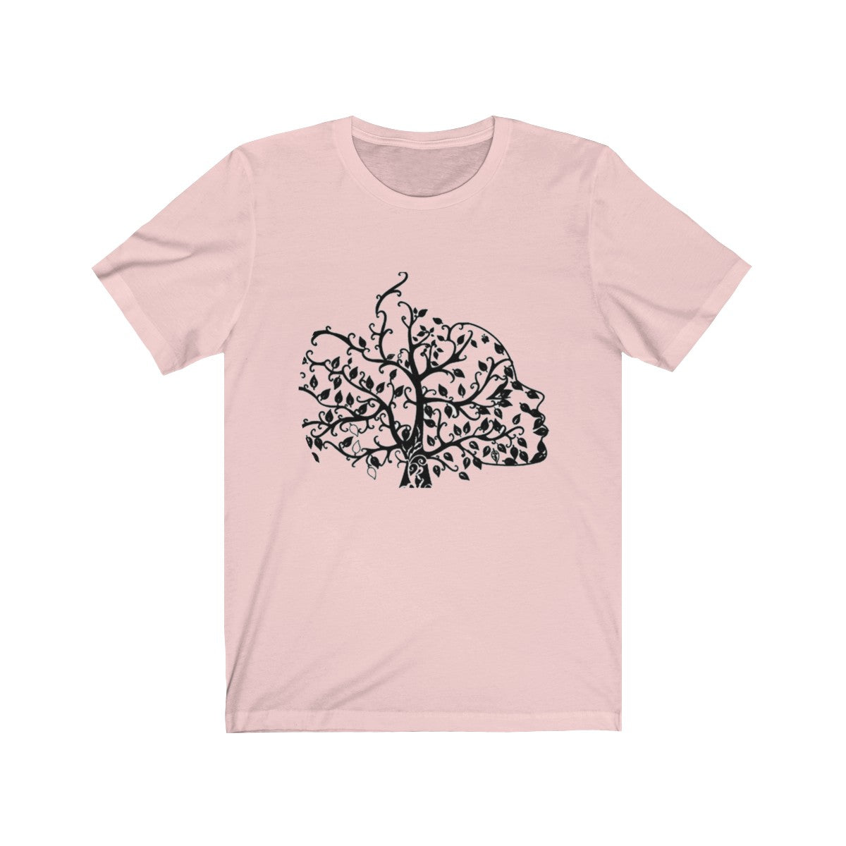 Female Silhouette Family Reunion Unisex Tee