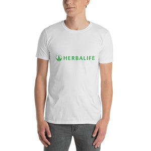 Herbalife Branded Short Sleeve Unisex  T Shirty