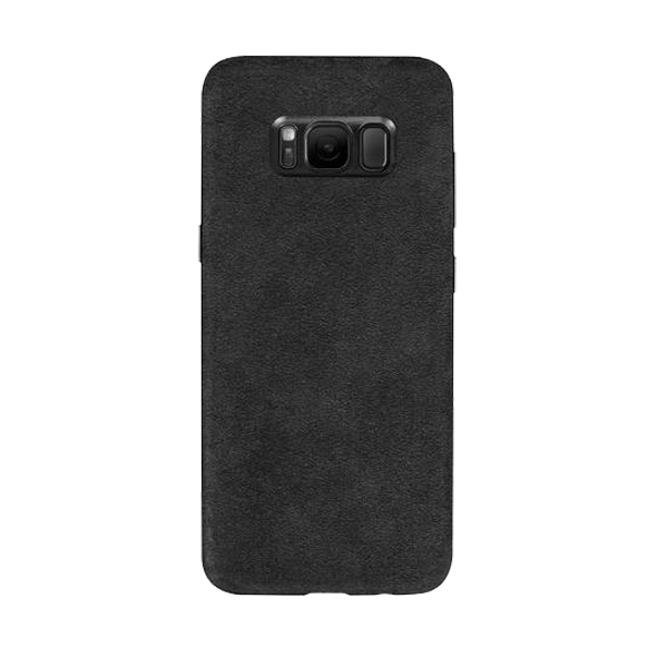 Alcantara Galaxy S8+ Case - INTERIOREX
