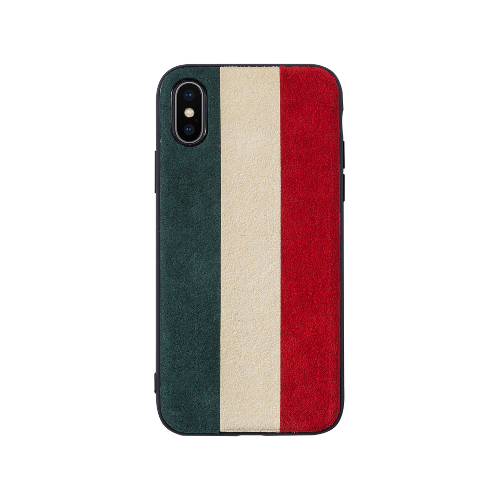 Alcantara iPhone Case Italy Edition (iPhone Series) - INTERIOREX