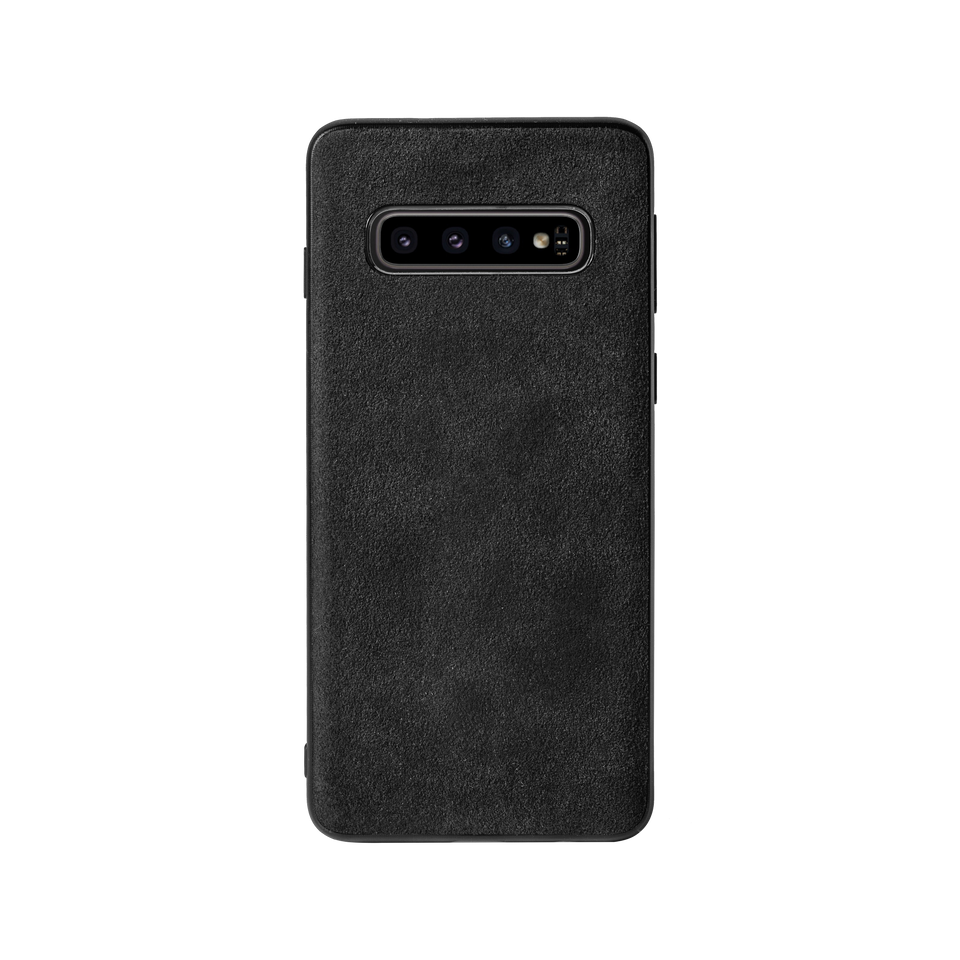 Alcantara Galaxy S10 Case - INTERIOREX