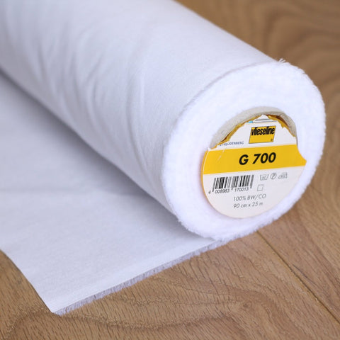 Vilene G700 fusible interfacing // Vlieseline medium weight woven interlining