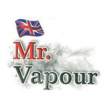 MR VAPOUR - 10ML MENTHOL - Super E-cig