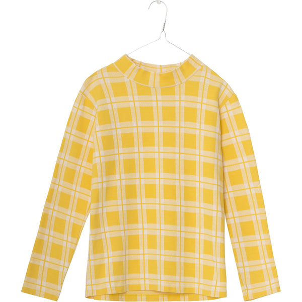Dustin Blouse - Yellow Lemon