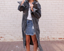 Dusty Dreams Coat