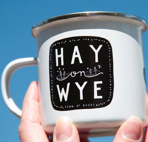 Hay - enamel mug - SOLD OUT ONLINE