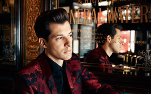 John Mullan - The Creator of Mr Mullan's Apothecary styling Mark Ronson for The Telegraph.