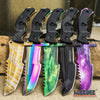"Image of 5 COLORS 8.5"" MILITARY TACTICAL COMBAT COUNTER STRIKE CSGO HUNTSMAN RAZOR BLADE"