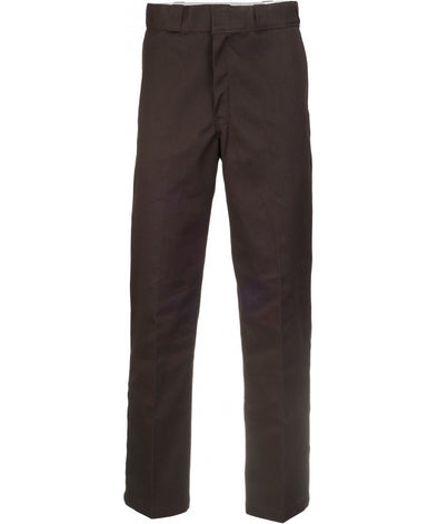 Dickies Original 874 Work Pant Length 30 - Dark Brown