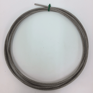 "3/8"" Root Rat Nozzle Replacement Cable"
