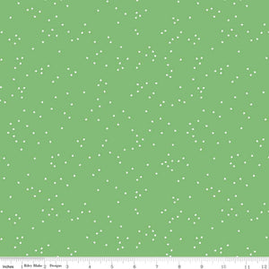 Blossoms Greensmoothie Yardage by Christopher Thompson for RBD C715 - PRICE PER 1/2 YARD
