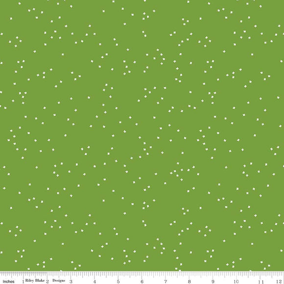 Blossoms Holly Yardage by Christopher Thompson for RBD C715 HOLLY- PRICE PER 1/2 YARD