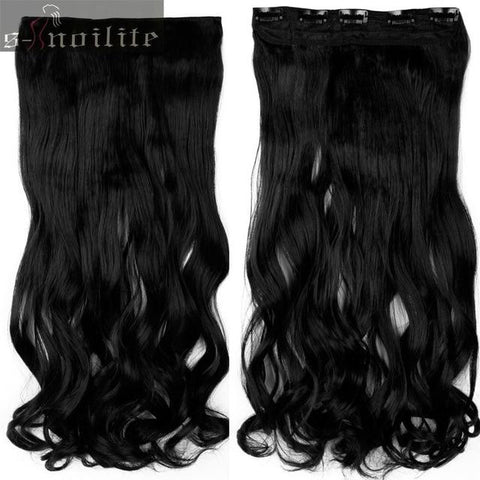 ALL CLIP INS & INSTANT PONYTAILS / EXTENSIONS / PIECES