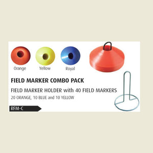 FIELD MARKER COMBO PACK-HOLDER WITH 40 FIELD MARKERS Canada