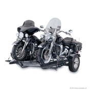 Dual Stand-Up™ Motorcycle Trailer & Cargo Trailer