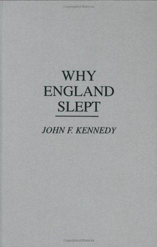 Why England Slept