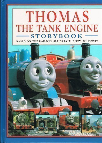 Thomas the Tank Engine Storybook