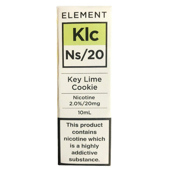 Element Ns20 - Key Lime Cookie E Liquid-Fogfathers
