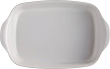 Emile Henry Ultime Rectangular Baking Dish Color: Flour; Size: Medium Rectangle