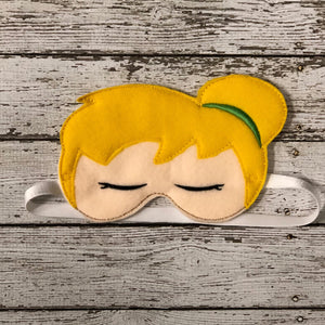 Tinker Bell Sleep Mask