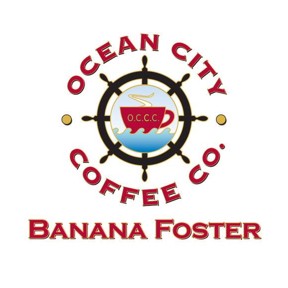 Banana Foster Flavored Coffee