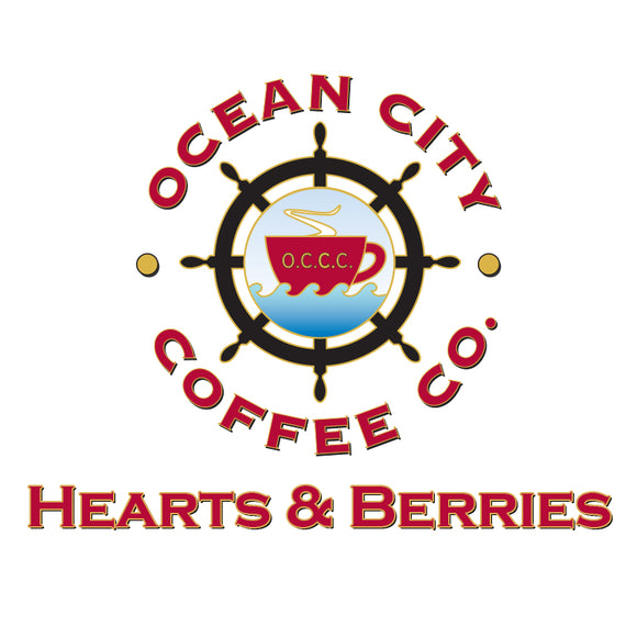 Hearts and Berries Flavored Coffee