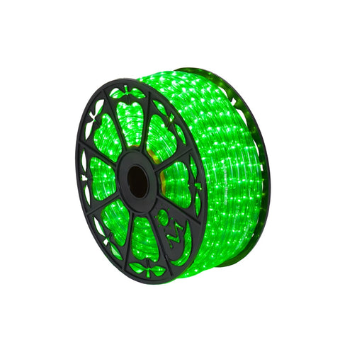 Rope Lights, Indoor or Outdoor, Plug-in, 150 feet, Multicolor