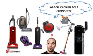 Types of Vacuum Cleaners and Their Uses For Cleaning