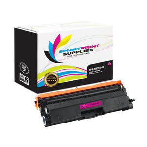 Smart Print Supplies TN336 Colour Replacement Toner Cartridge Three Pack